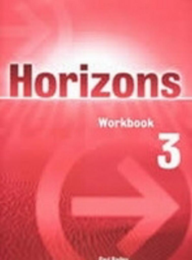 Horizons 3 Workbook - Colin Campbell, Paul Radley, Daniela Simons