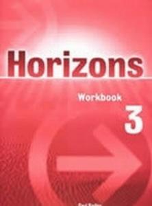 Obrázok Horizons 3 Workbook