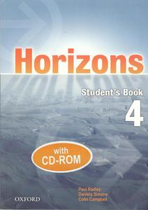 Obrázok Horizons 4 Student´s Book + CD ROM