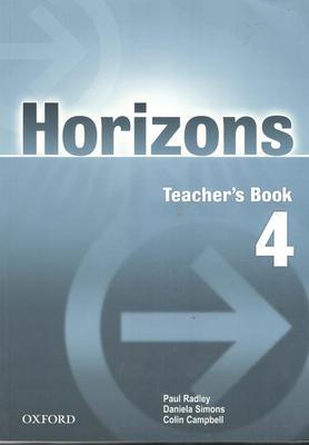 Obrázok Horizons 4 Teacher´s Book