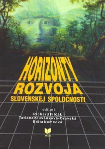 Obrázok Horizonty rozvoja slovenskej spoločnosti