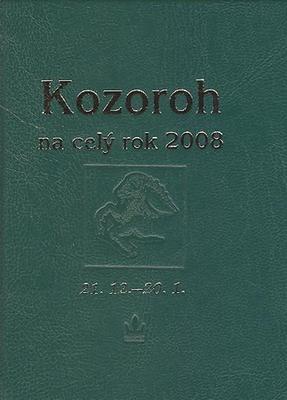 Obrázok Horoskopy 2008 Kozoroh