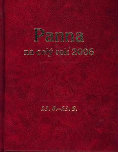 Obrázok Horoskopy na celý rok 2006 Panna