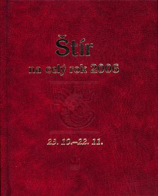 Obrázok Horoskopy na celý rok 2006 Štír