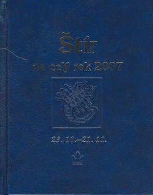 Horoskopy na rok 2007 Štír