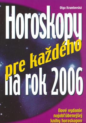 Obrázok Horoskopy pre každého na 2006