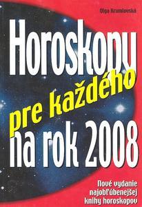Obrázok Horoskopy pre každého na rok 2008