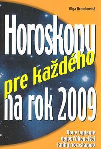 Obrázok Horoskopy pre každého na rok 2009
