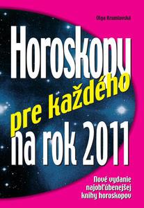 Obrázok Horoskopy pre každého na rok 2011