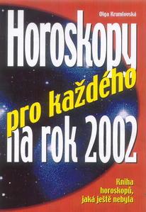 Obrázok Horoskopy pro každého na 2002