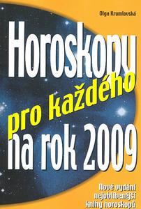 Obrázok Horoskopy pro každého na rok 2009