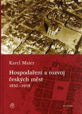 Obrázok Hospodaření a rozvoj českých měst + CD