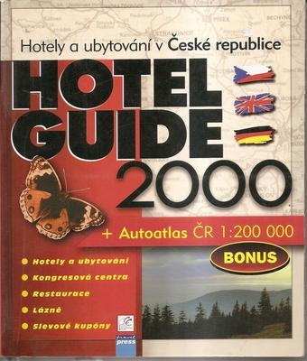Obrázok Hotel Guide 2000 + Autoatlas
