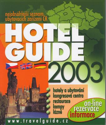 Obrázok Hotel Guide 2003