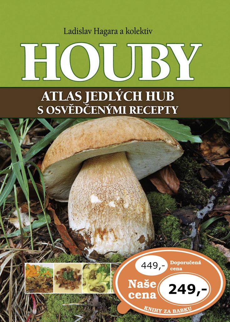 Houby - Ladislav Hagara PhD.