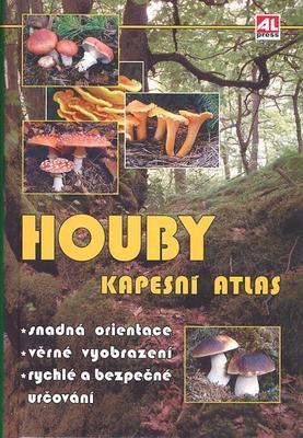 Obrázok Houby Kapesní atlas