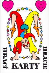 Obrázok Hrací karty Pohádkové motivy
