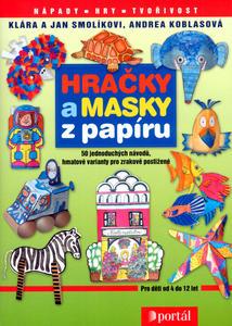 Obrázok Hračky a masky z papíru
