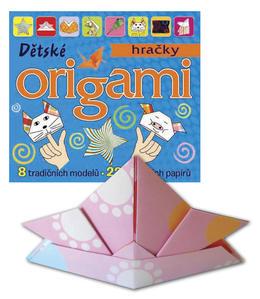 Obrázok Hračky Dětské origami