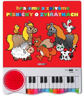 Obrázok Hrajeme a zpíváme písničky o zvířátkách