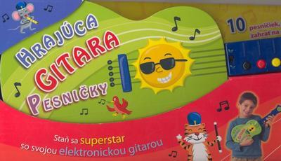 Obrázok Hrajúca gitara