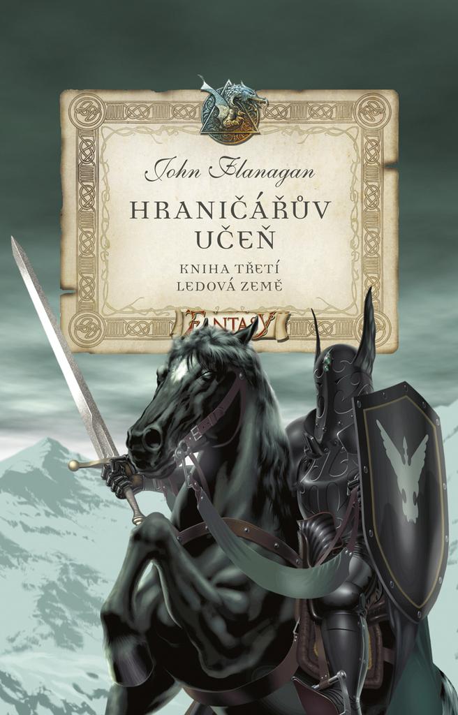 Kniha Ledová země (John Flanagan)