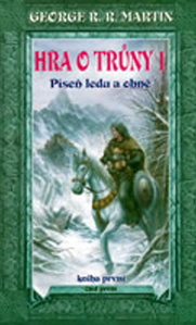 Obrázok Hra o trůny 1 Píseň ledu a ohně Kniha první Část první
