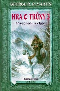 Obrázok Hra o trůny 2 Píseň ledu a ohně Kniha první část druhá