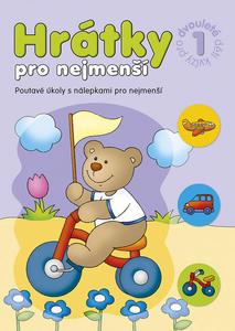 Obrázok Hrátky pro nejmenší Kvízy pro dvouleté děti 1