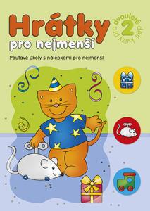 Obrázok Hrátky pro nejmenší Kvízy pro dvouleté děti 2