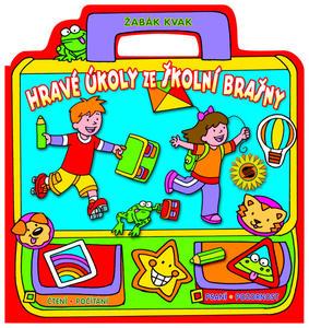 Obrázok Hravé úkoly ze školní brašny