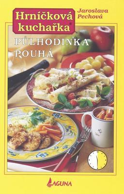 Obrázok Hrníčková kuchařka Půlhodinka pouhá