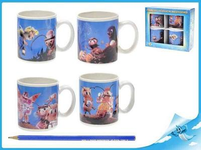 Obrázok Hrníčky porcelánové