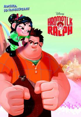 Obrázok Hromotĺk Ralph