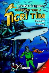 Obrázok Tigrí tím Hrozivé žraloky