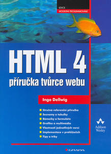 Obrázok HTML 4 - příručka tvůrce webu