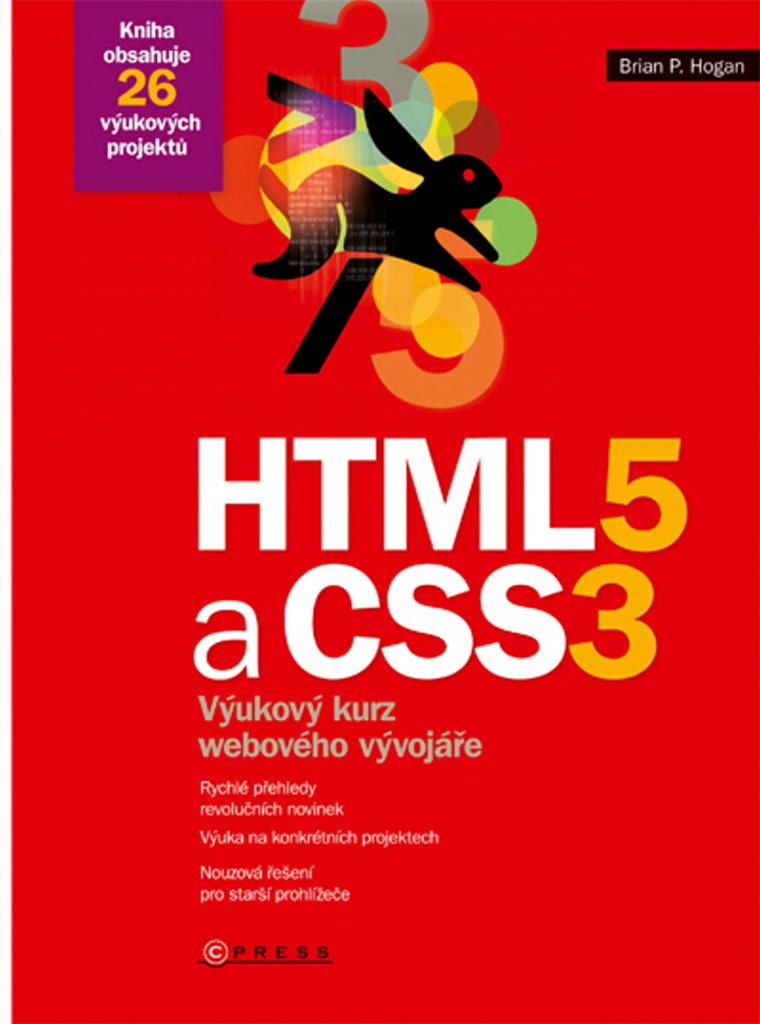 HTML5 a CSS3 - Brian P. Hogan