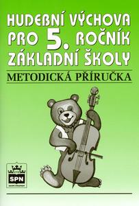 Obrázok Hudební výchova pro 5.r.základní školy Metodická příručka