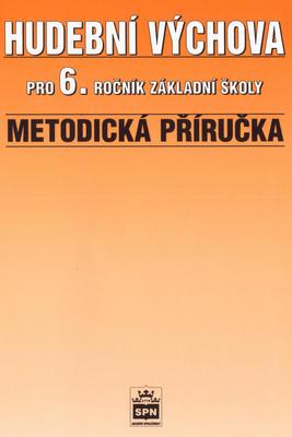 Obrázok Hudební výchova pro 6.r.ZŠ Metodické příručka