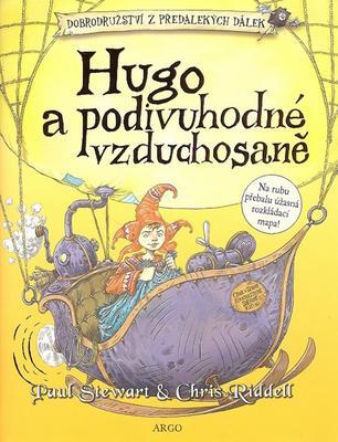 Obrázok Hugo a podivuhodné vzduchosaně