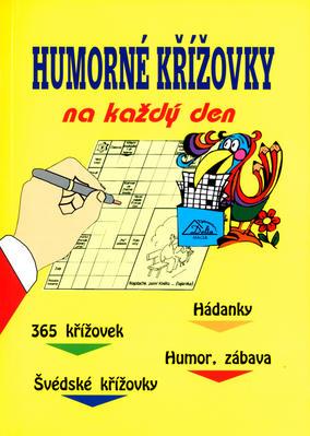 Obrázok Humorné křížovky na každý den