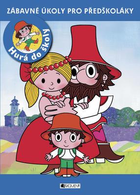 Obrázok Hurá do školy Rumcajsova loupežnická rodina