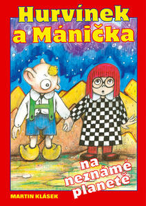 Obrázok Hurvínek a Mánička na neznámé planetě