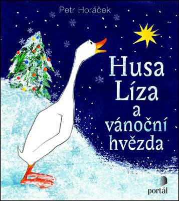 Obrázok Husa Líza a vánoční hvězda