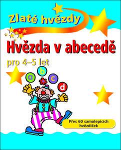 Obrázok Hvězda v abecedě pro 4 - 5 let