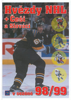 Obrázok Hvězdy NHL+Češi,Slováci 98/99