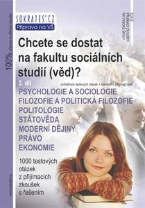 Obrázok Chcete se dostat na fakultu sociálních studií (věd)? (2. díl)