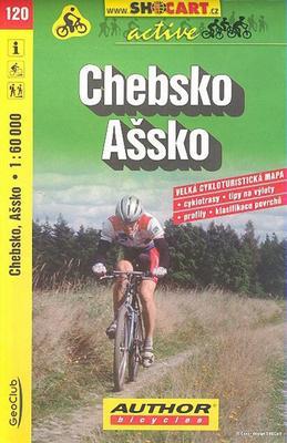 Chebsko, Ašsko 1:60 000