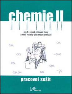 Obrázok Chemie II Pracovní sešit
