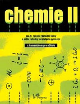 Obrázok Chemie II s komentářem pro učitele